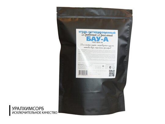 Activated Charcoal BAU-A (as per GOST 6217-74)